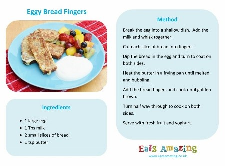 Easy Recipes For Children | Food Photos