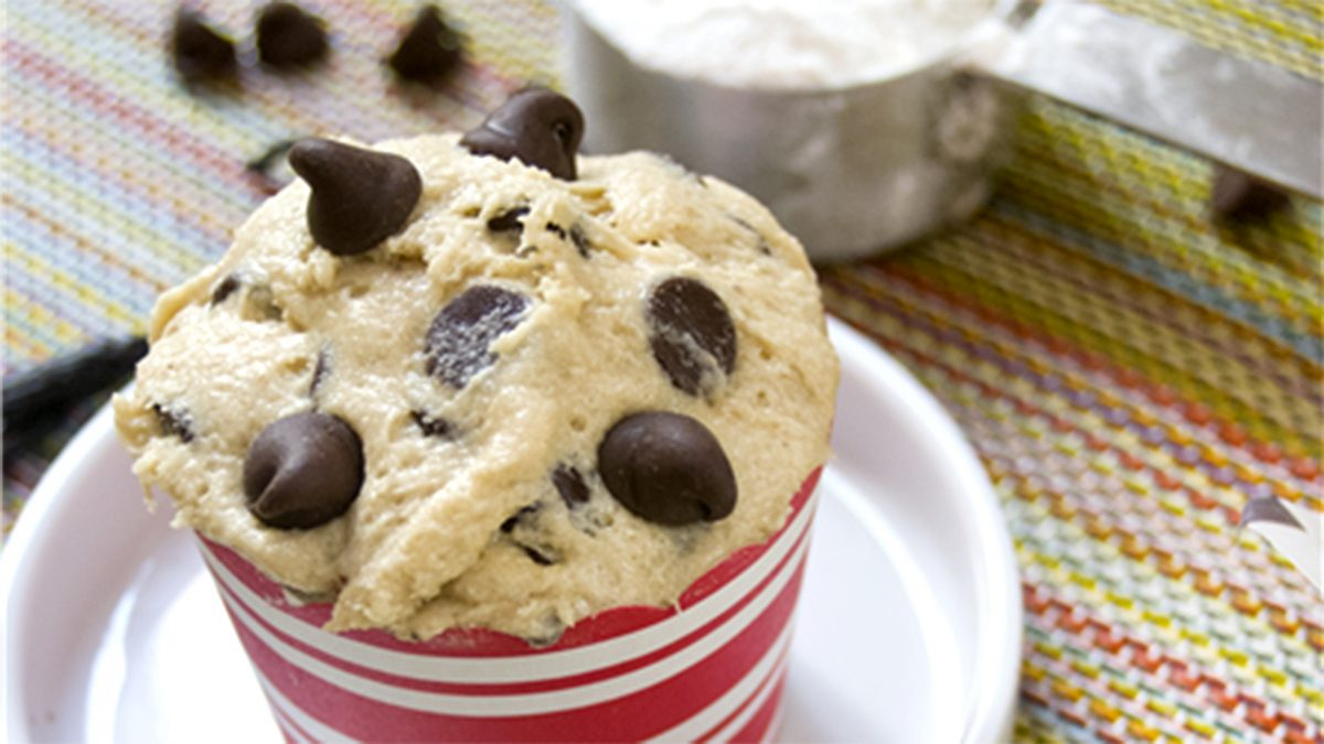How to Make Edible Cookie Dough: Try This Eggless Recipe - TODAY