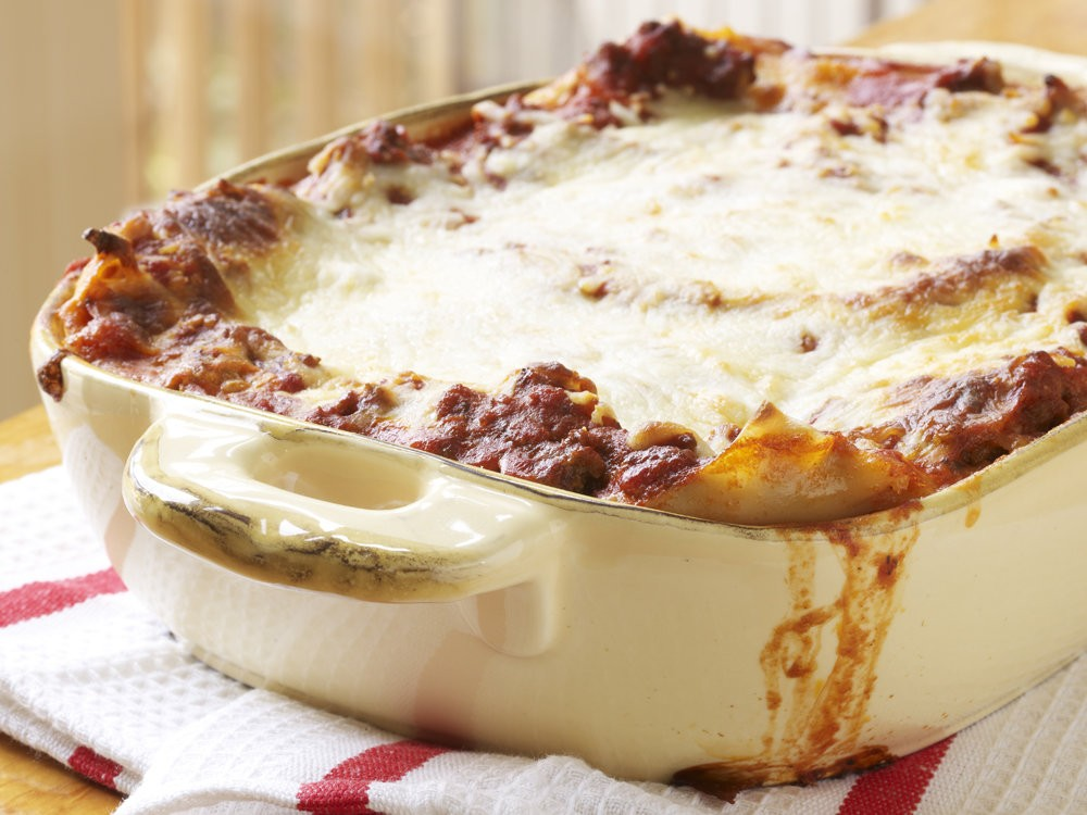 Extra-Easy Lasagna Recipe | MyRecipes