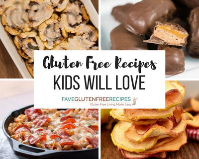 35 Gluten Free Recipes Kids Will Love | FaveGlutenFreeRecipes