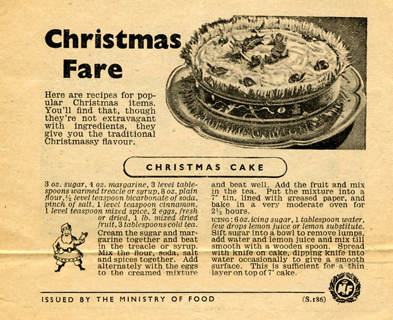 World War 2 - food facts - History cookbook - Cookit!