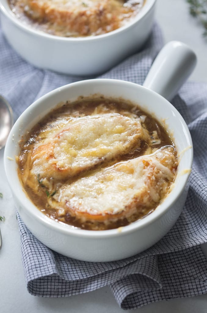 French Onion Soup Recipe - Tastes Better From Scratch