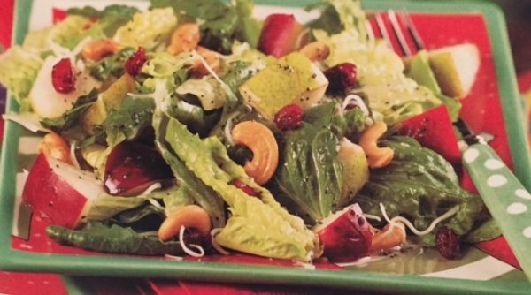 """Must-Have-Recipe"""" Salad - Leaving The Light On"""