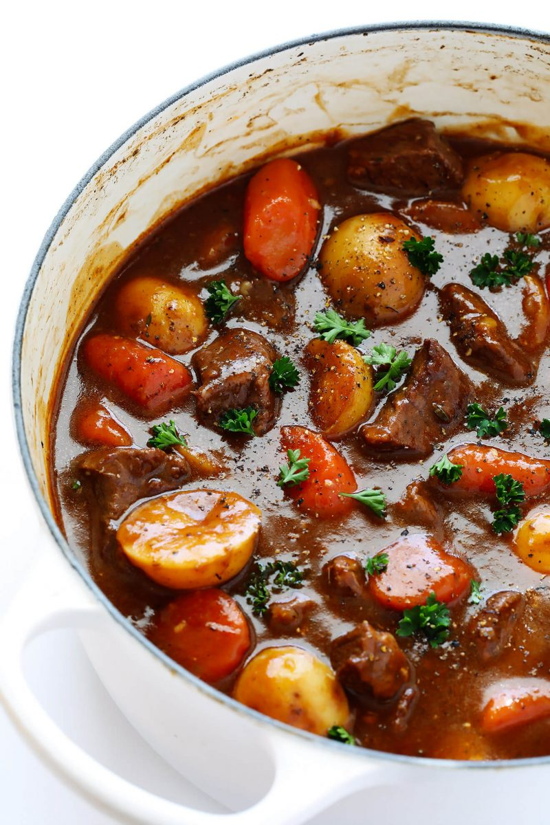 Guinness Beef Stew | Gimme Some Oven