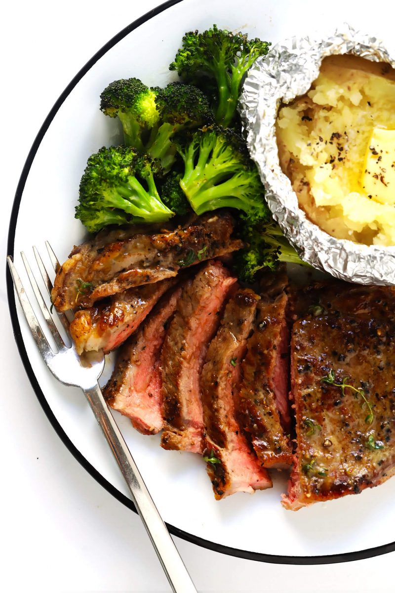 How To Cook Steak In The Oven   Gimme Some Oven