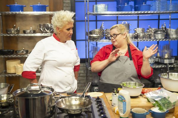 Kat Schuessler of Kent adds skills on Food Network