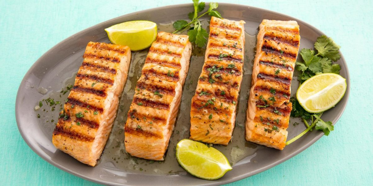 Best Grilled Salmon Recipe - How to Grill Salmon