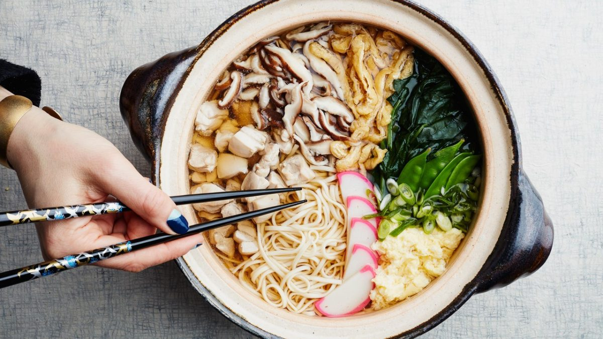 A Traditional Japanese Udon Soup Recipe - Epicurious