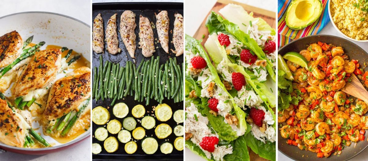 44 Quick and Easy Dinner Recipe Ideas That Anyone Can Make | Brit + Co