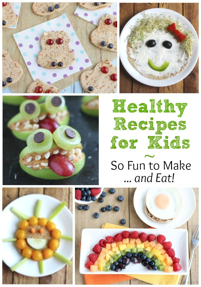 Our Favorite Summer Recipes for Kids ... Fun Cooking Activities ...