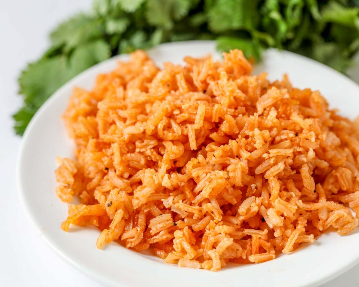 Restaurant-Style Spanish Rice Recipe (Mexican Rice) +VIDEO   Lil