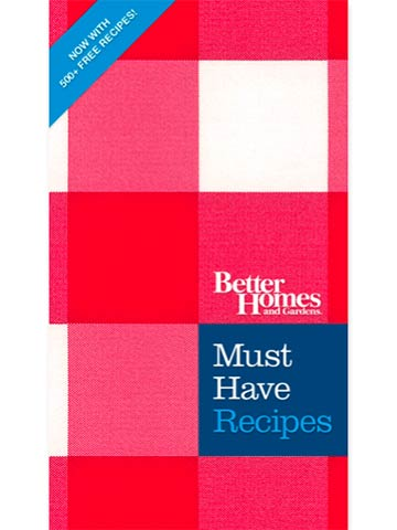 Get the Must-Have Recipes App for Your iPhone | Better Homes & Gardens