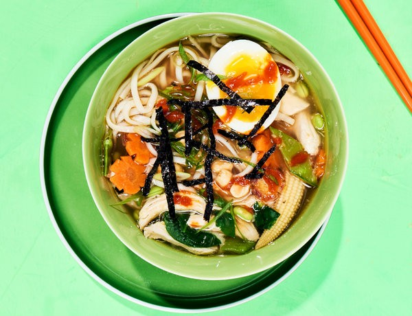 Make-It-Your-Own Udon Noodle Soup Recipe - NYT Cooking