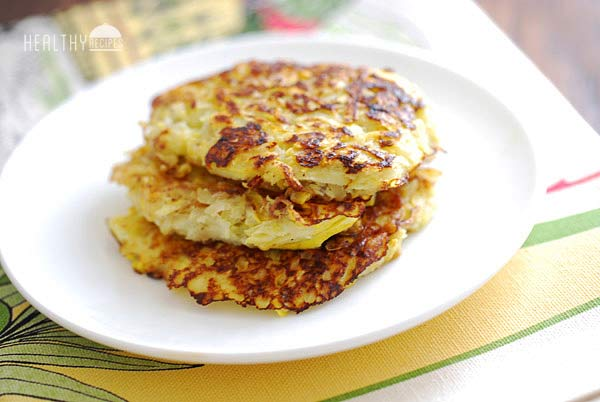 Yellow Squash Fritters, Healthy & Delicious | Healthy Recipes