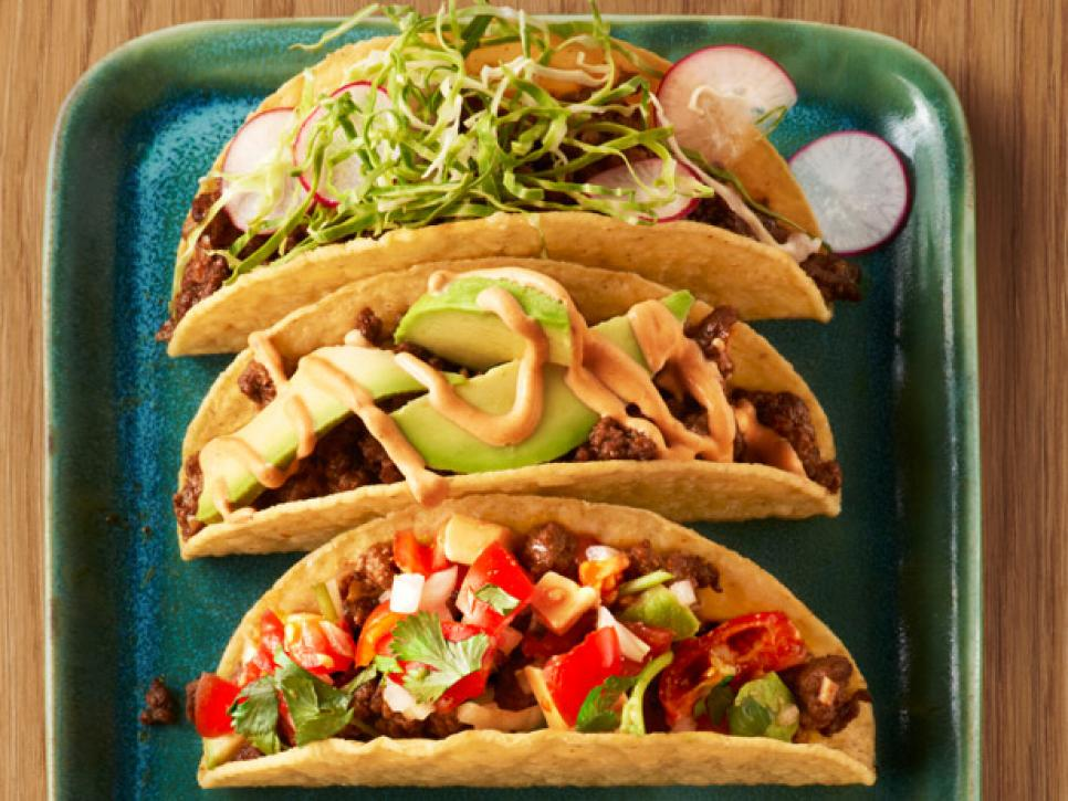 Taco Ideas   Recipes, Dinners and Easy Meal Ideas   Food Network