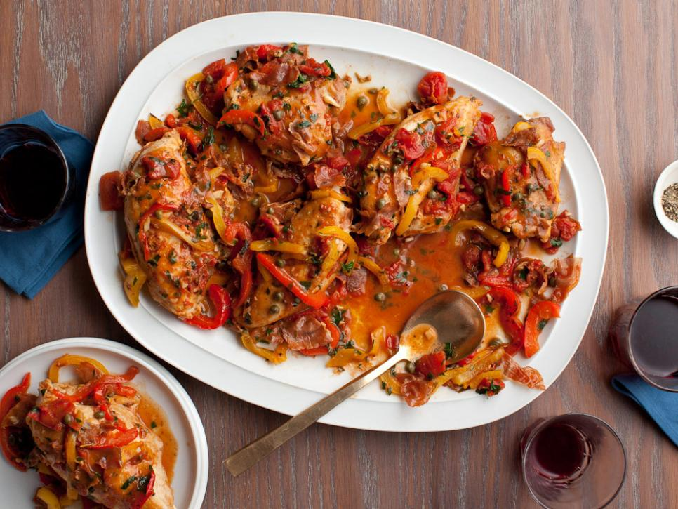 Our Best Chicken Thigh Recipes : Food Network | Recipes, Dinners ...