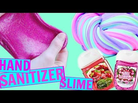 How To Make Fluffy Slime without Shaving Cream and Contact ...