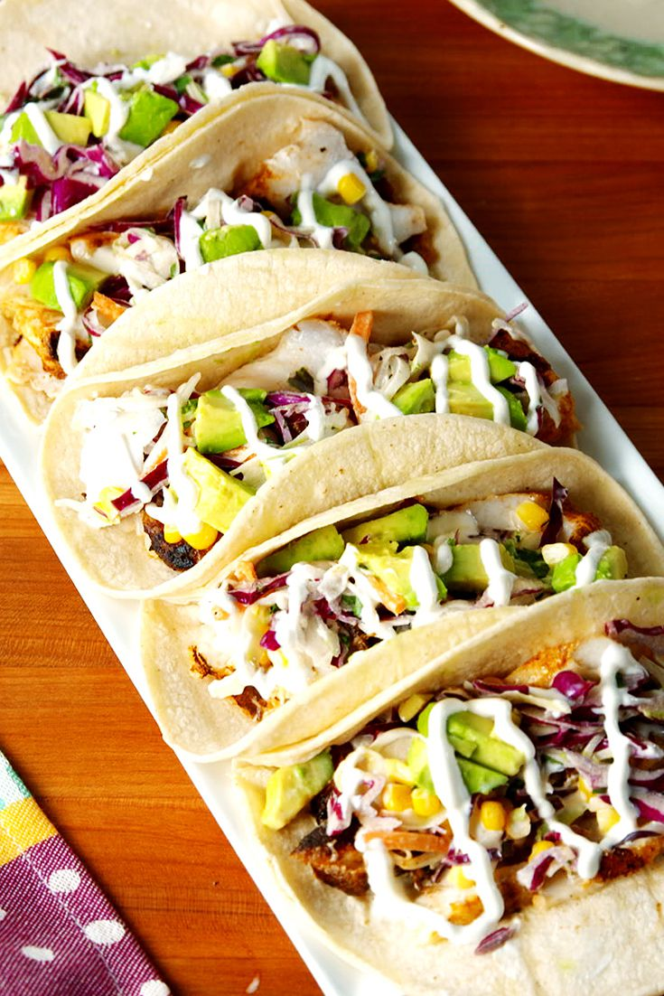 Easy Fish Taco Recipe - How to Make the Best Fish Tacos