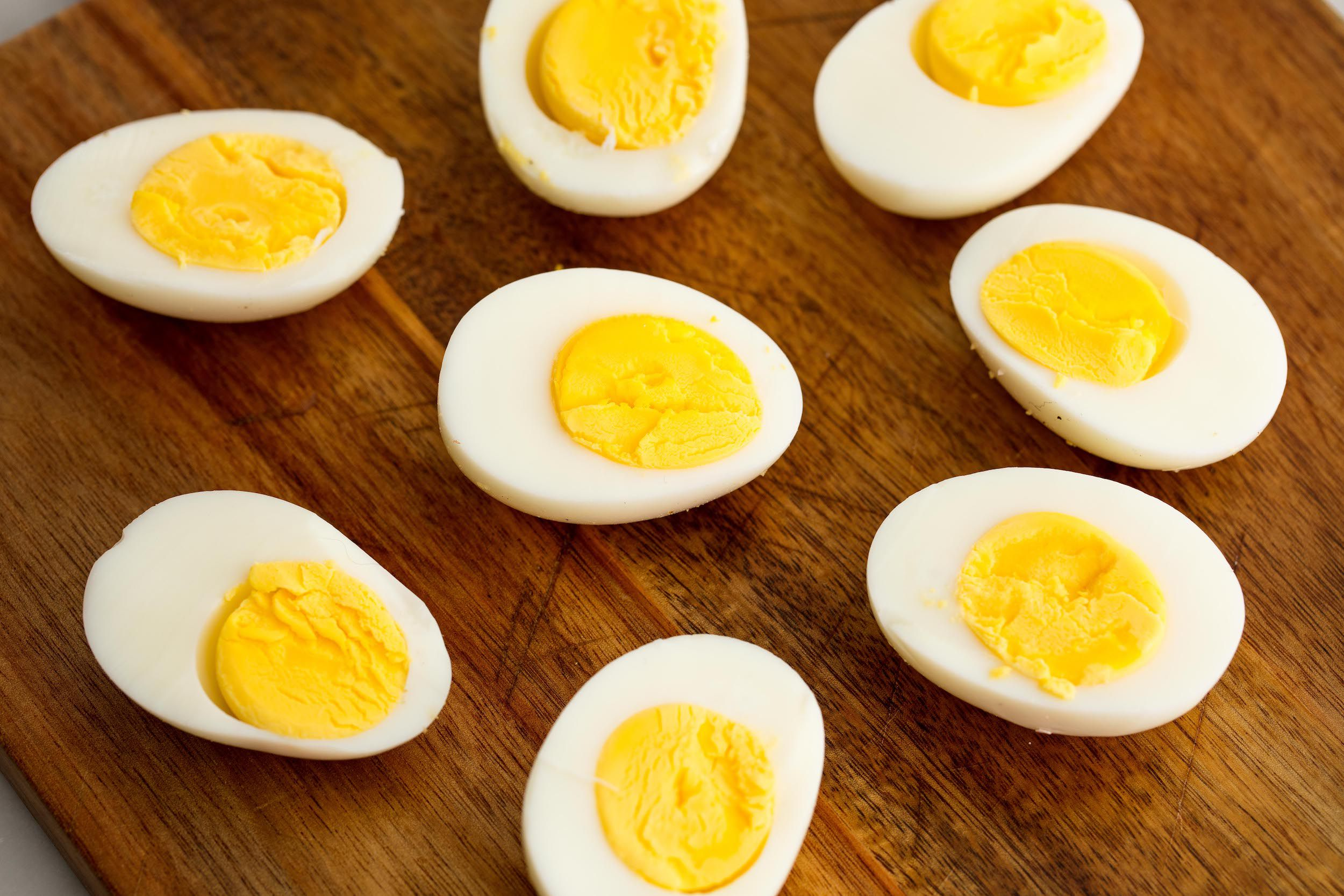 How to Make Hard Boiled Eggs, Perfectly - Best Hard-Boiled Egg Recipe
