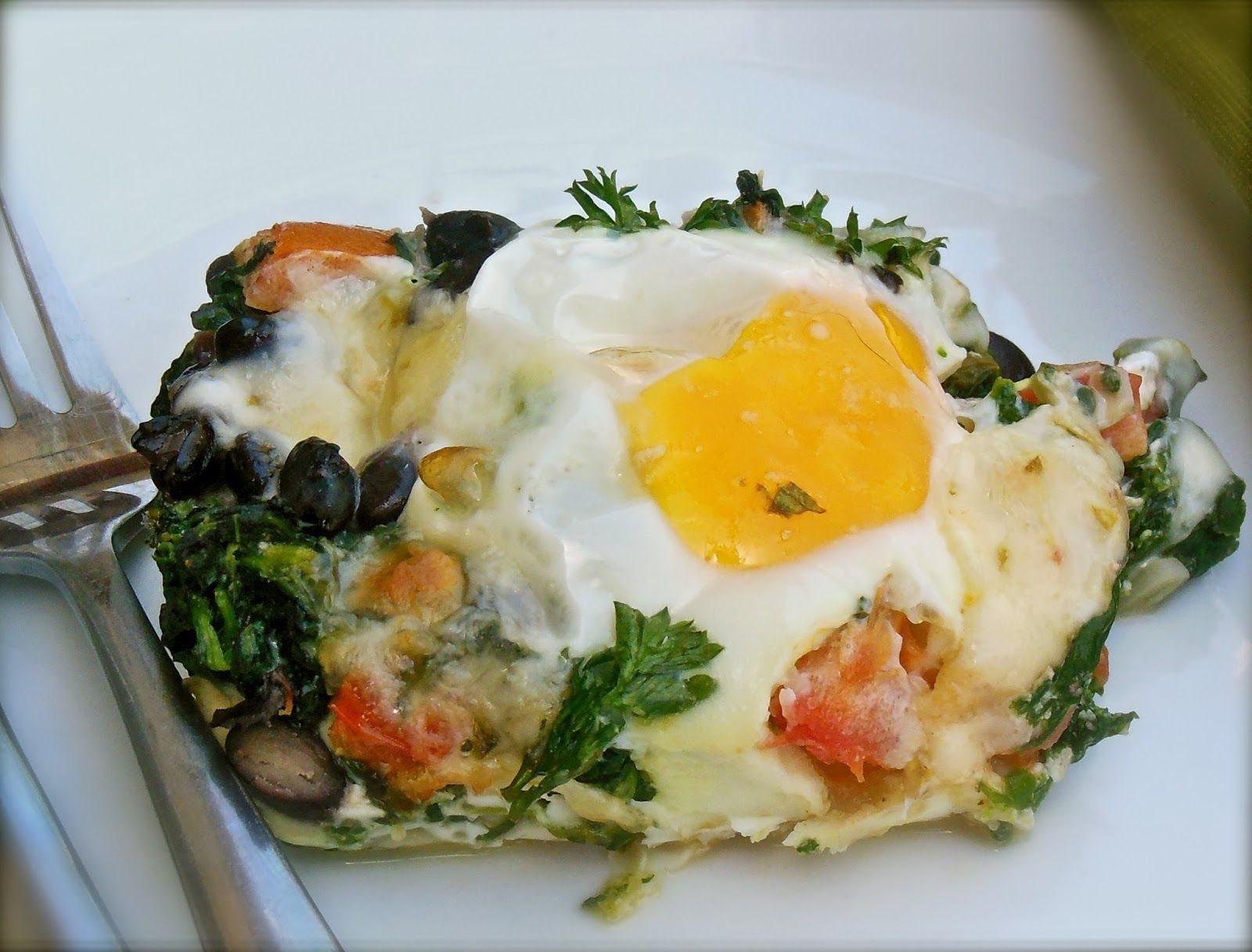 Spinach and Tomato Egg Bake: 10 Egg-stremely Good Egg Recipes For ...
