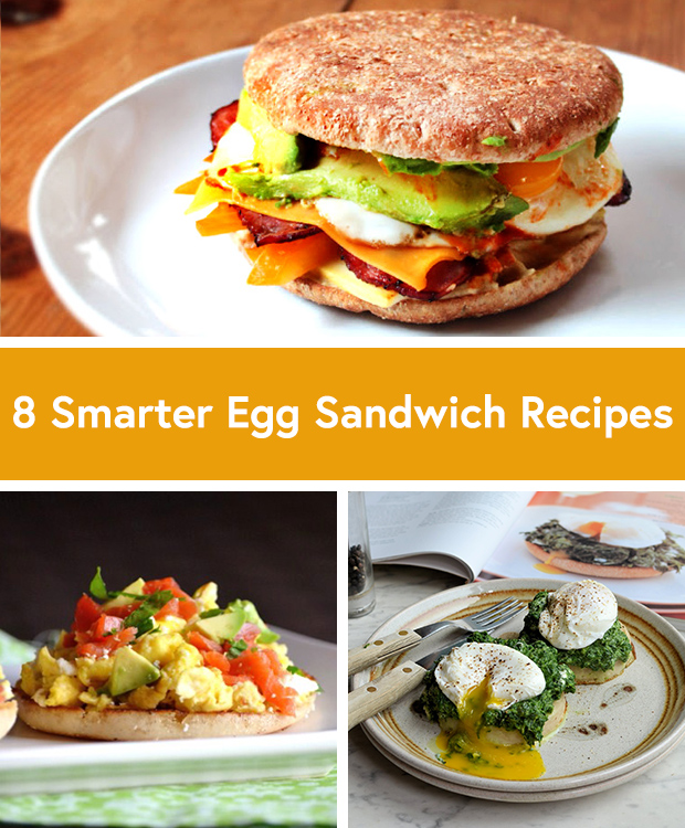 8 Quick and Easy Egg Sandwich Recipes