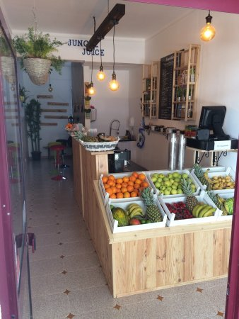 Yummy and healthy - Traveller Reviews - Jungle Juice Healthy ...