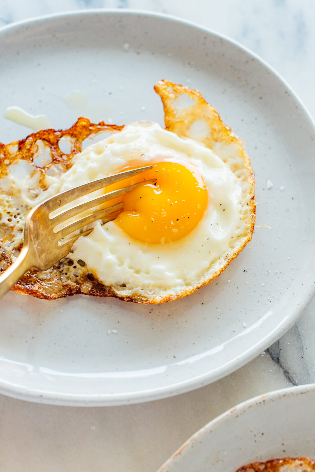 Favorite Fried Eggs Recipe - Cookie and Kate