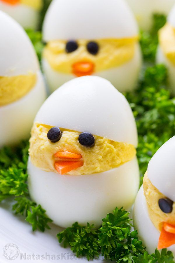 Easy and fun Easter Egg Recipe. A creative spin on traditional ...