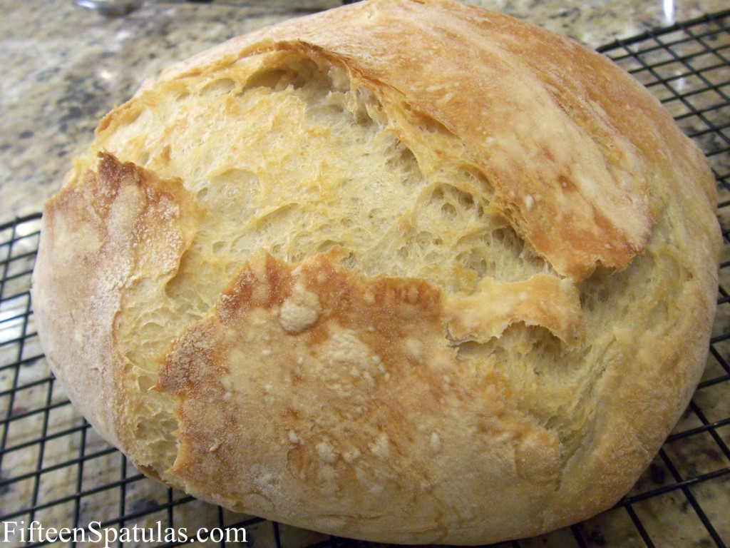 A Bread Recipe for Those Who Don