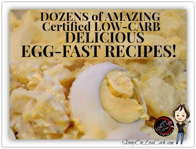 How to Make Dozens of Great Tasting Egg Fast Recipes - SKINNY on ...