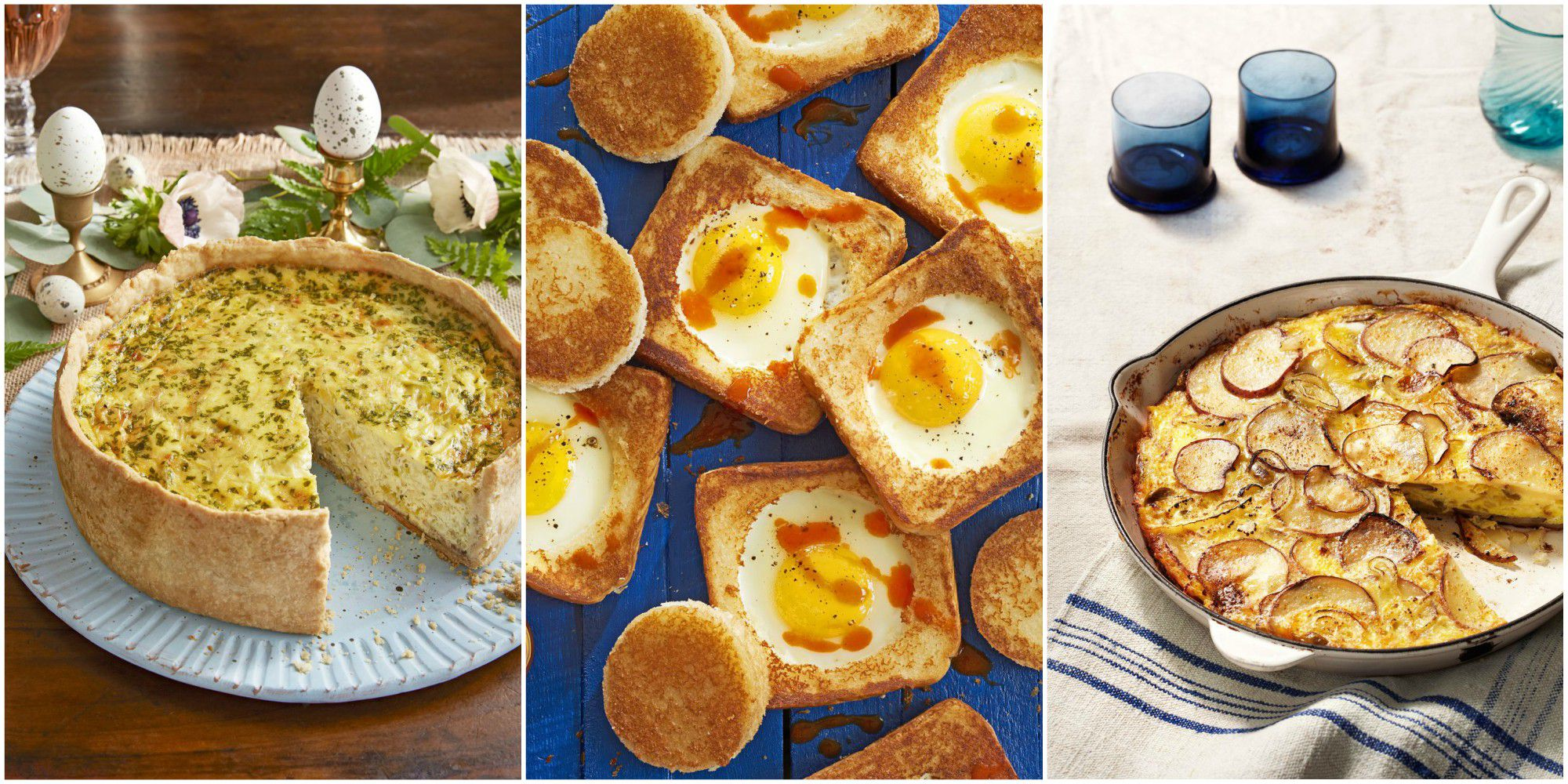 25 Best Egg Recipes - Easy Ways to Cook Eggs