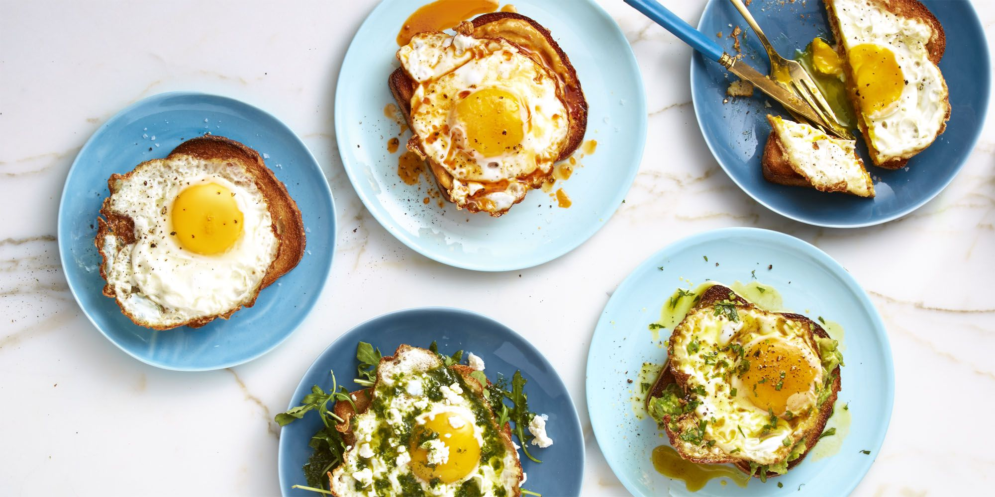 48 Easy Egg Recipes - Ways to Cook Eggs for Breakfast