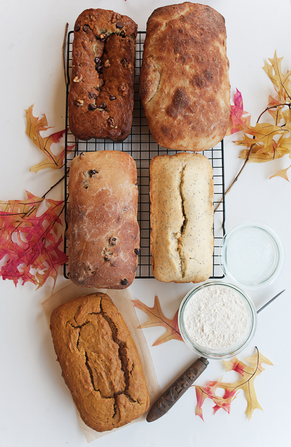 5 bread recipes for fall + how to write on a loaf • A Subtle Revelry