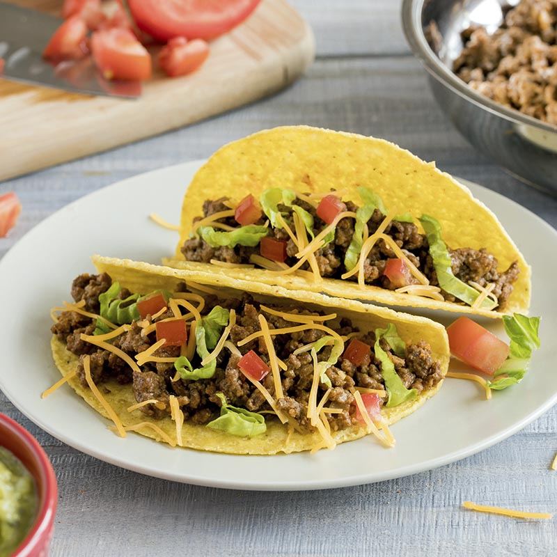 Quick and Easy Tacos Recipe | McCormick