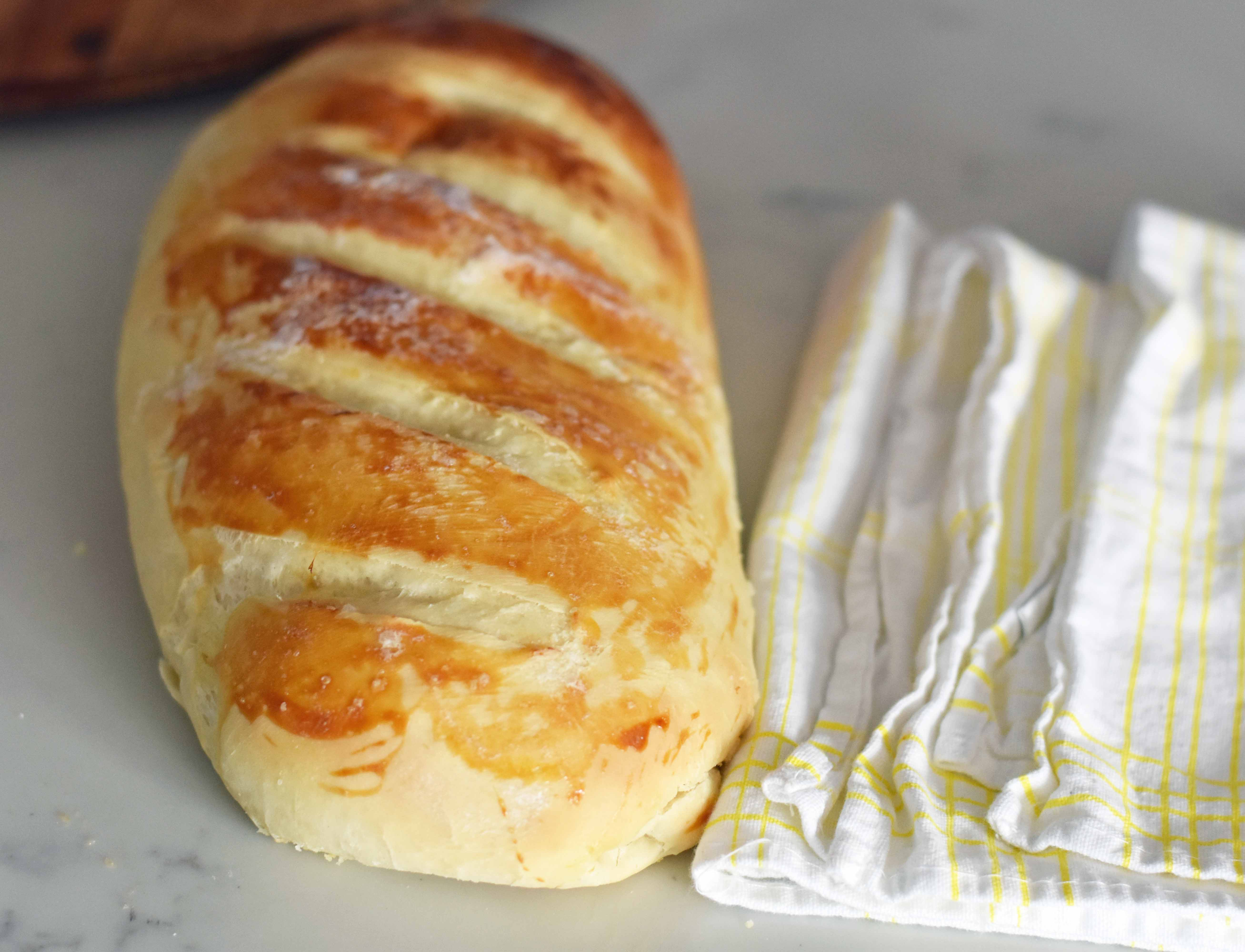 Homemade Bakery French Bread – Modern Honey
