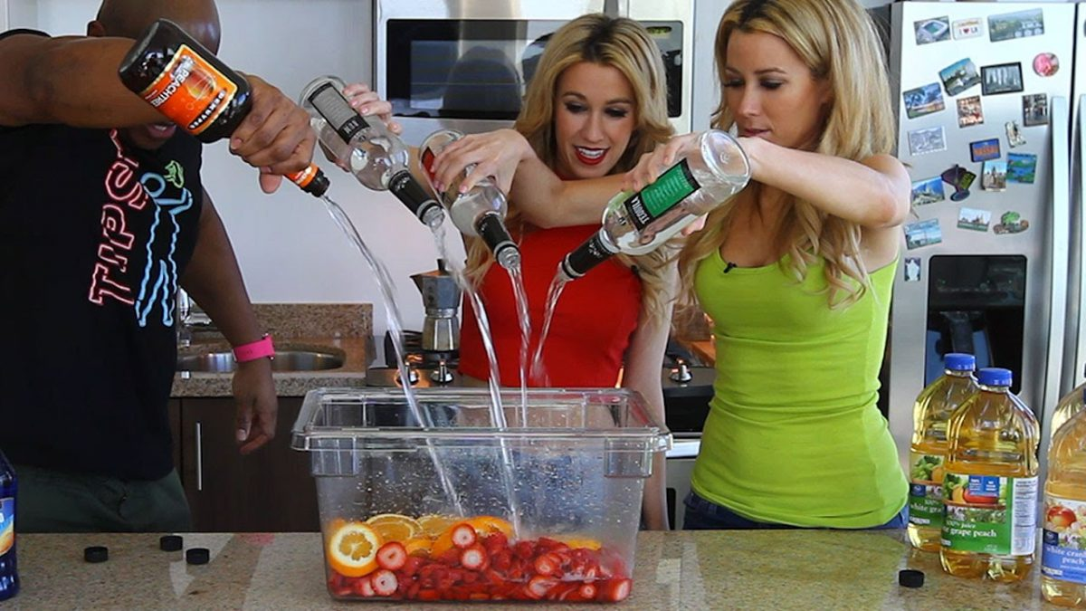Use The Force: Jungle Juice, A College Staple - College Experience