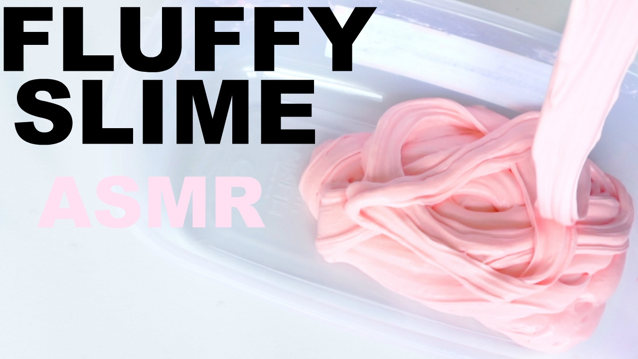 HOW TO MAKE FLUFFY SLIME WITHOUT ELMERS GLUE,BORAX,TIDE,CORNSTARCH ...