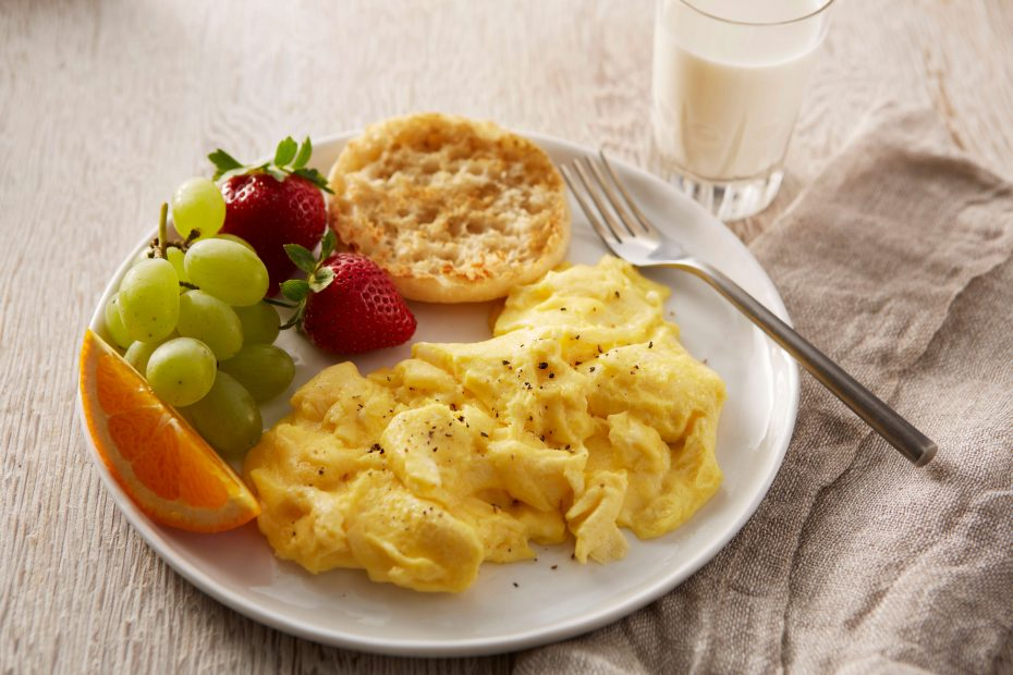 Scrambled Eggs Recipe | Incredible Egg