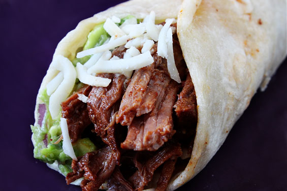 Slow-Cooker Shredded Beef Tacos Recipe | Gimme Some Oven