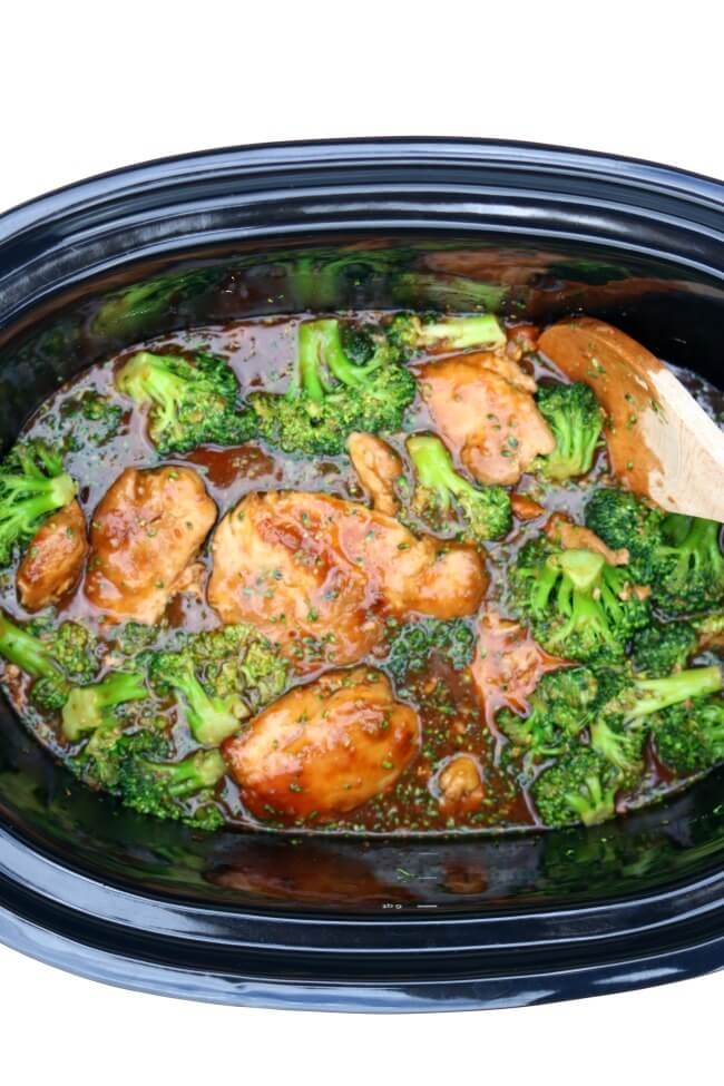 Instant Pot Honey Garlic Chicken and Rice - 365 Days of Slow ...
