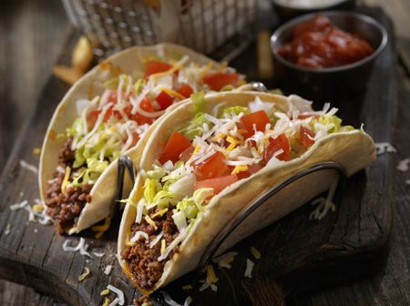 Easy Ground Beef Tacos Recipe Great for Kids
