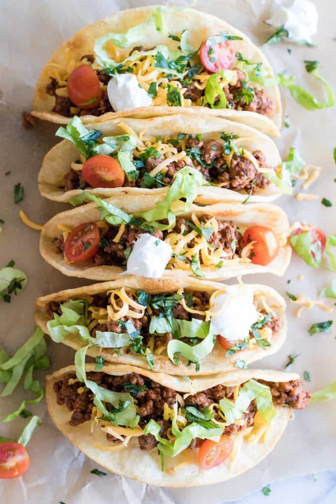 Best Ground Beef Taco Meat - House of Yumm