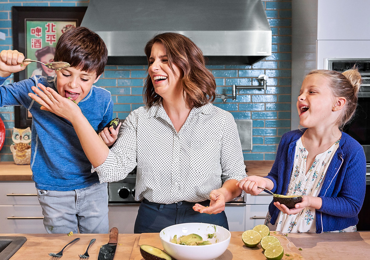 Kids Who Cook: Taco Night with Vivian Howard - Rachael Ray Every Day