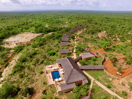 Overwhelmingly excellent hospitality - Review of Zaina Lodge, Mole ...