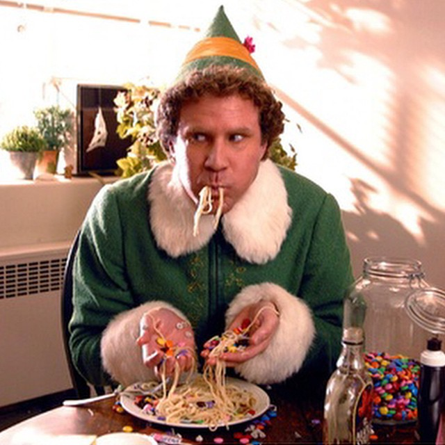 Elf Spaghetti Eating Contest - Youth DownloadsYouth Downloads
