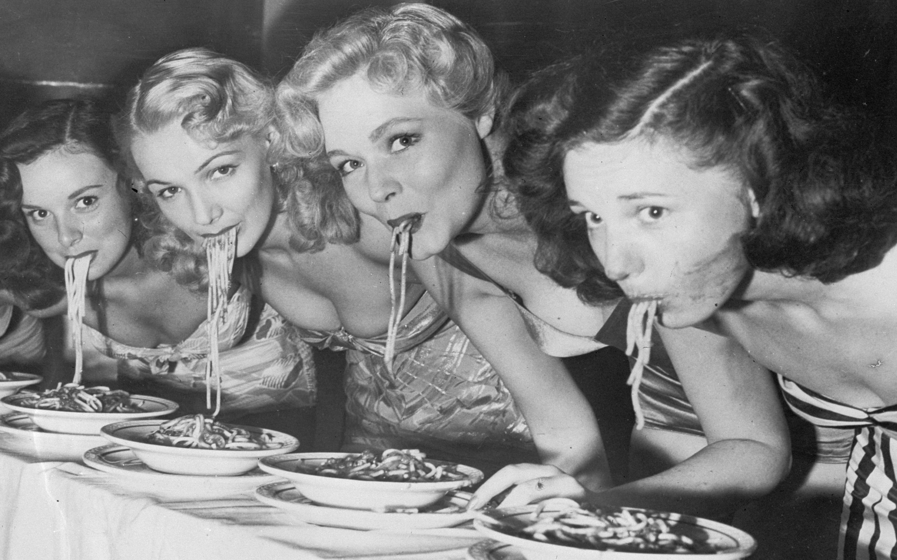 Eating pasta helps you lose weight, says Italian study