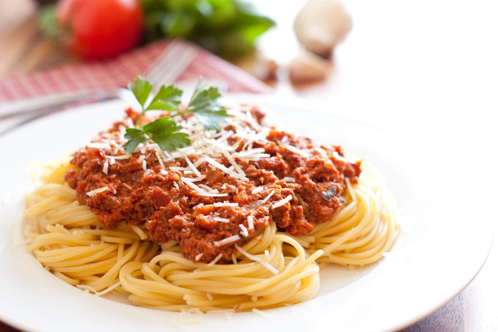 Spaghetti with Meat Sauce - Authentic Italian Style - Cooking Classy