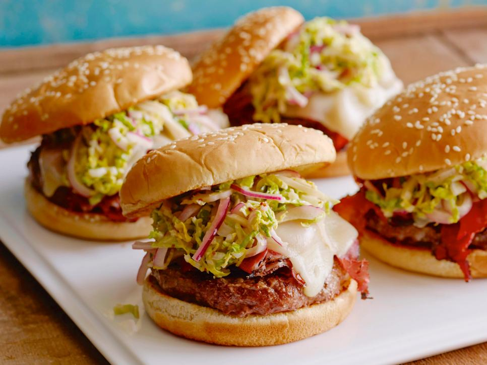 Unique Burger Recipes & Toppings : Cooking Channel   Best Grilling ...
