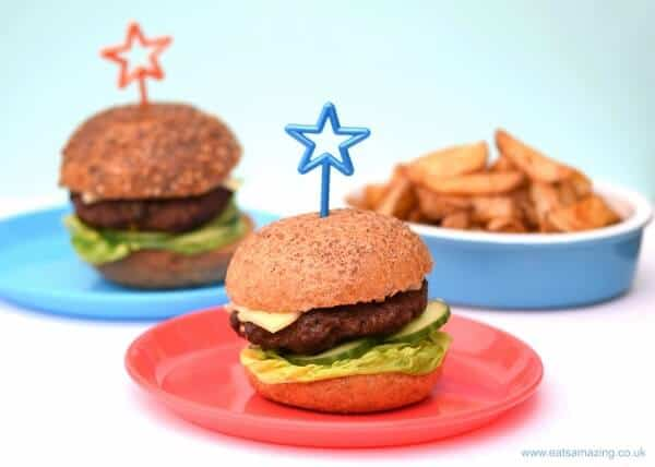 Easy Homemade Burgers Recipe