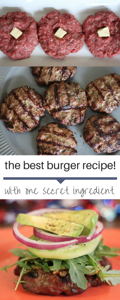 The Best Burger Recipe - So Good the Bun Gets in the Way